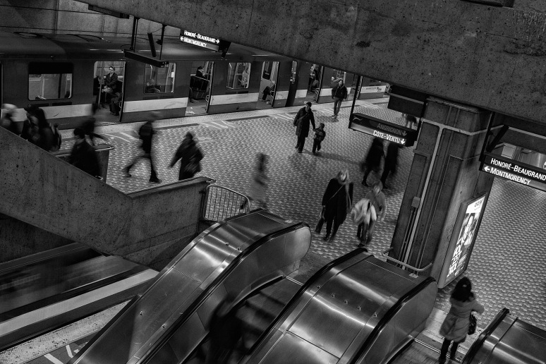 Lionel-Groulx Station